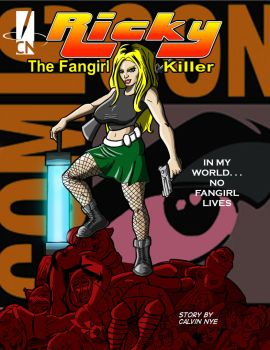 Ricky the Fangirl Killer Cover by Calvin228