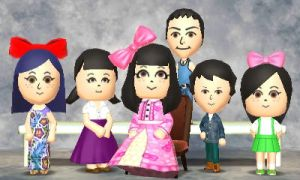 Petunia's Mother's Day - Tomodachi ver. by GWizard777