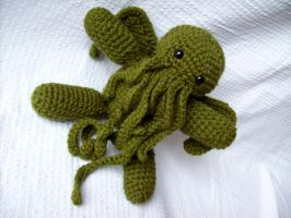 Cthulhu Comission by TheBloodMaiden