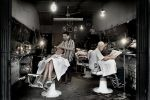 Asian Heritage Barber Shop by SAMLIM