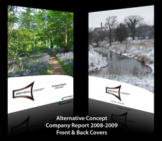 My Company Report Covers by Greg-27