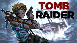 SSoHPKC Title Card - Tomb Raider by IntroducingEmy