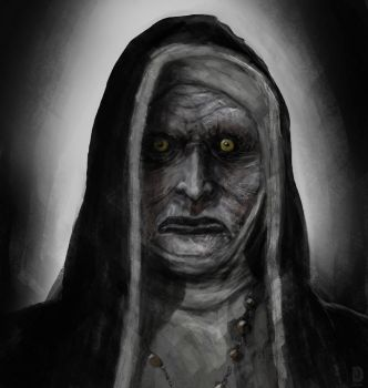 Valak the Demon *The Conjuring 2* by Jackomack