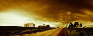 Nebraska View by DavidVogt