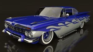 1959 Chevrolet Impala by SamCurry