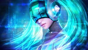 DJ Sona Kinetic by MagicnaAnavi