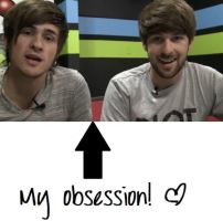 Smosh are my obsession by Londonexpofan