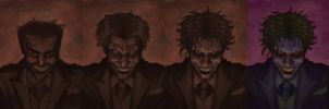 Joker - Steps by StephenSchaffer