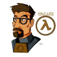 Half life colors. by chip14