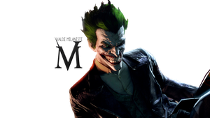 Joker Renders by ValdiMilanisti