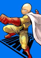 ONE PUNCH-MAN by Umintsu