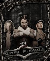 Royal Rumble by PuNkGFX