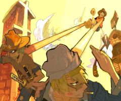 OnePiece of the WildWest by Neoanimated