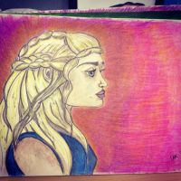 Mother of Dragons by KasperWolf