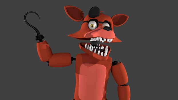 Foxy but with less yarg by STBfilms