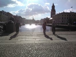 Beautiful picture of Goteborg by ProjektGoteborg