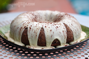 Espresso Bundt Cake by chompsoflife