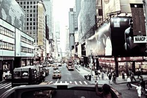 Something About NYC by Sunira