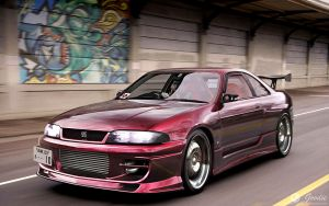 Skyline R33 by GoodieDesign
