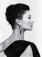 Catherine Zeta-Jones 2 by Rosentod
