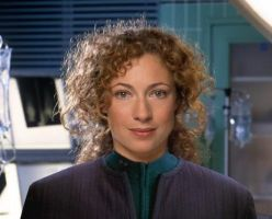 Lt Cdr Geri Hamble (Alex Kingston) by unusualsuspex