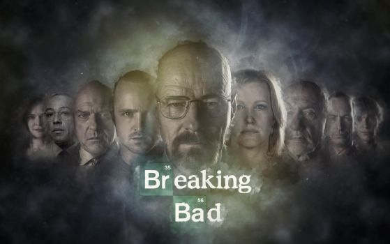 Breaking Bad - Wallpaper by NINJAIWORKS