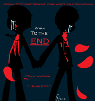 To the End Cover by Keiichi-Fuqua
