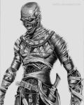 Killer Instinct: Kan-Ra by Naitho