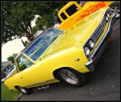 Chevy Elcamino by StallionDesigns