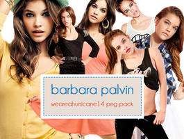Barbara Palvin PNG Pack by WeAreAHurricane14