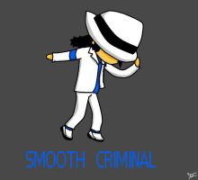 Hit By... A Smooth Criminal by sclirada