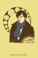 I Believe In Sherlock and THANK YOU! by Pulvis