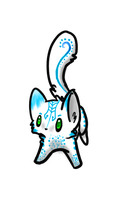Snowsong-kitteh's request by TheCorruptedMind