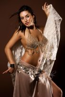 Belly Dancer by Rustyspoon