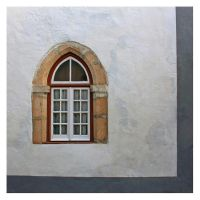 Medieval Window by Garelito-Photos