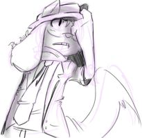 Detective Max Is On The Case by DarqLugia