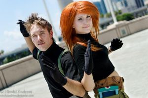 Kim Possible and Ron Stoppable 6 by PumkinSpice