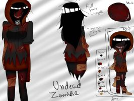 Undead Zombie REF [CPOC/SV] by FireStuff13