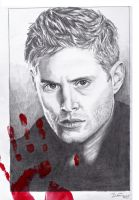 Dean Winchester - Raised From Perdition by kara--may