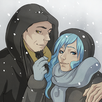 Happy cold Easter by Yanae