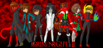 Grim Night by JustTJ