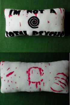 Peter Hale pillow by nezstorm