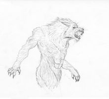 Lycanthrope by Ianfodder