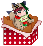 Shukaara for Christmas by Sandy--Apples