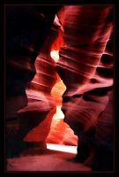 Antelope Canyon by ernieleo