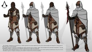 Assassins Creed Brazil         concept by studiotast