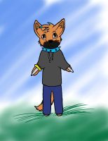 Accarrio G. Shep by Silverfang98