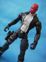 Custom Batman Red Hood Modification by cusT0M