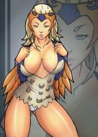 Sorceress by ksc2303 by TheAmbushBug