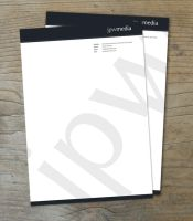 JPW Letterhead mark 2 by JPWMedia